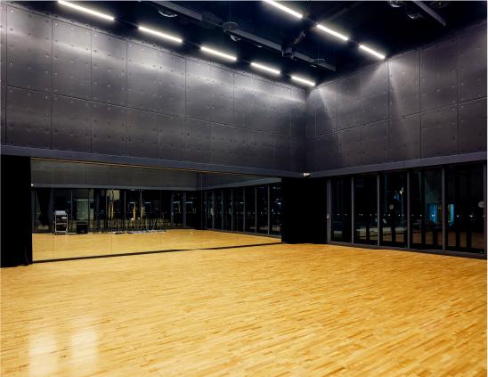 メインスタジオ